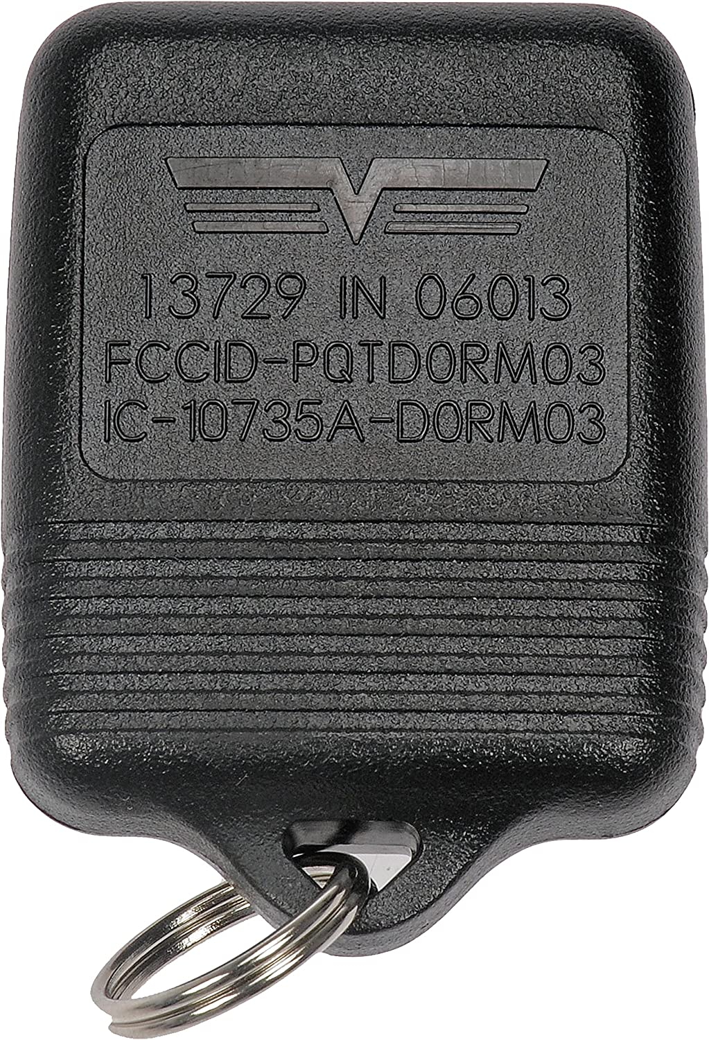 Black Dorman 13798 Keyless Entry Transmitter for Select Models
