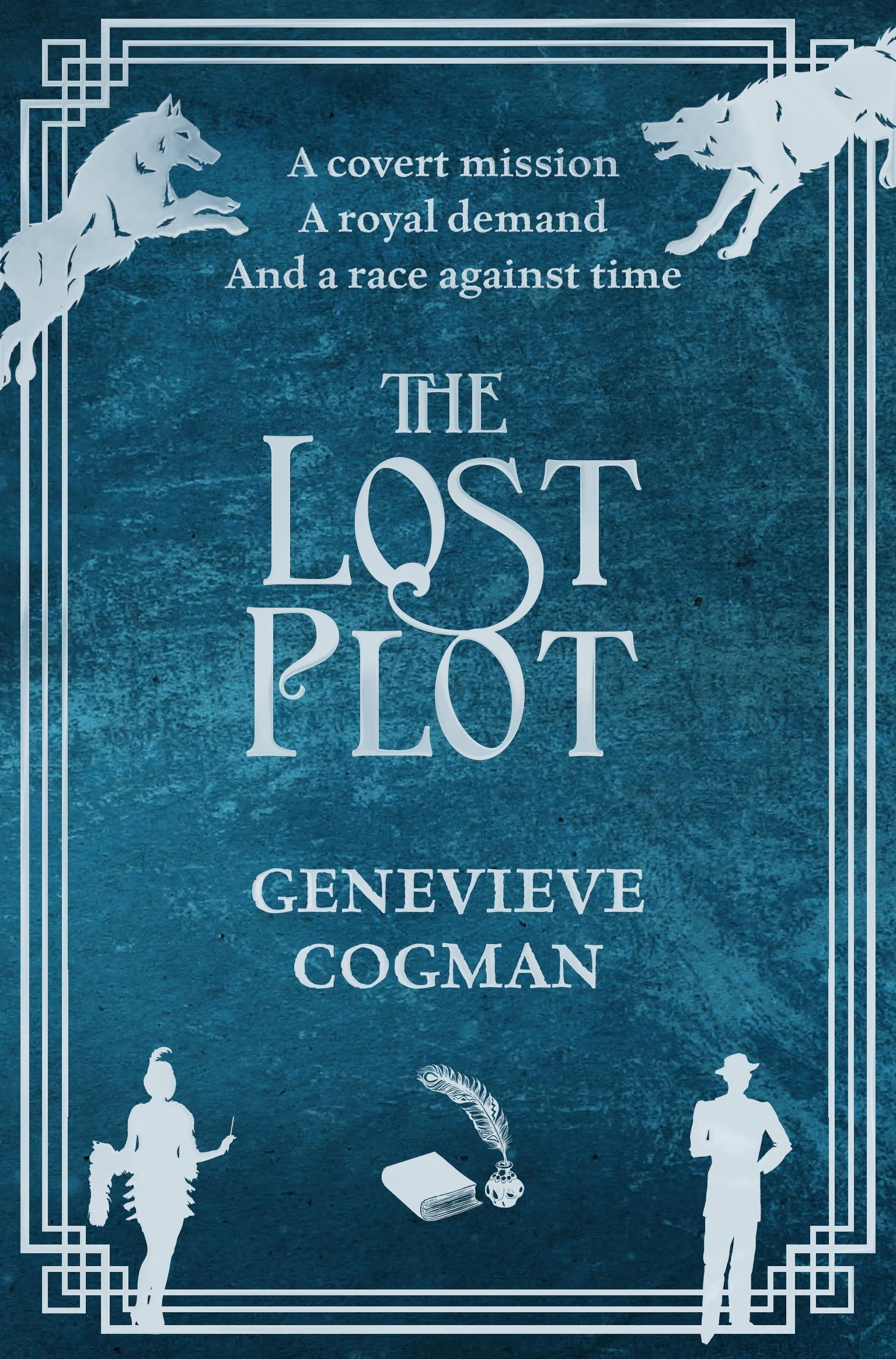 Image result for the lost plot genevieve cogman
