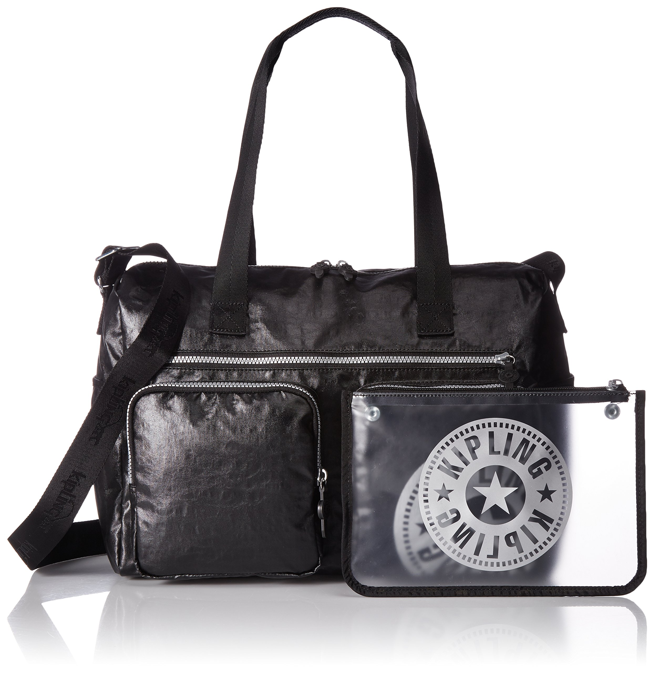 Kipling Stefany Lacquer Black Sport Tote, Lacqrblack by Kipling (Image #6)