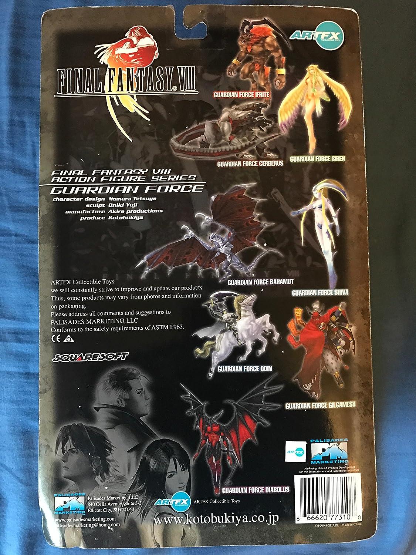 USED Kotobukiya Guardian Force Gilgamesh Artfx Final Fantasy Viii Free Shipping