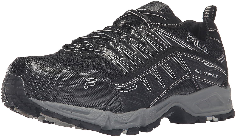 Fila Men's Memory AT Peak Steel Toe Trail Runner