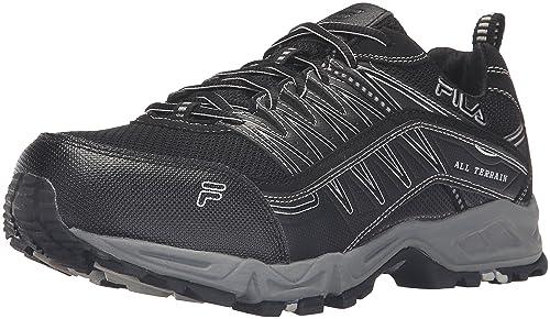 4d7882de91 Fila Men's Memory AT Peak Steel Toe Trail Runner