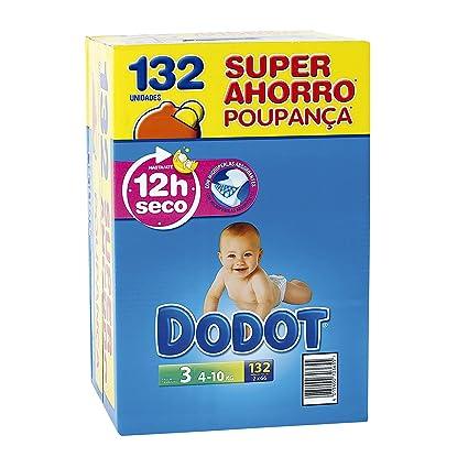 Pañal dodot azul t4 132u: Amazon.es: Salud y cuidado personal