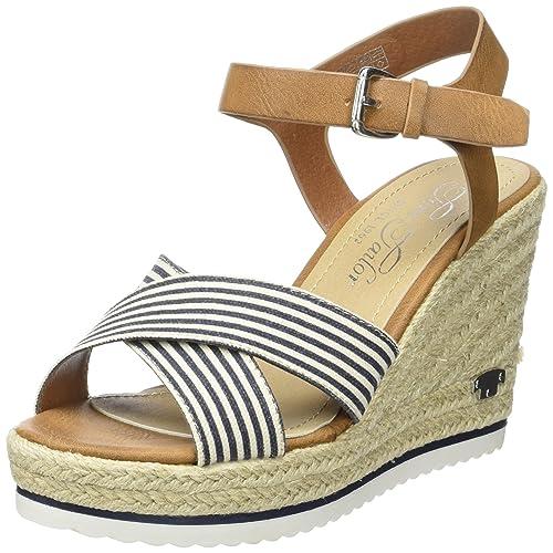 cc4d617f53e TOM Tailor 2790212 - Tira de Tobillo Mujer  Amazon.es  Zapatos y  complementos