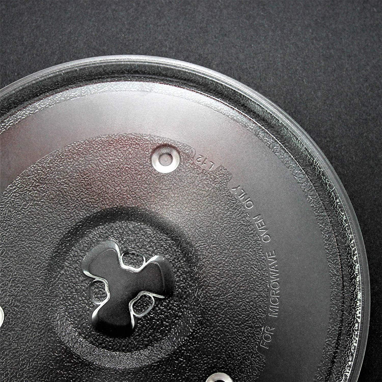 MW8111SS Tocadiscos de repuesto para microondas Emerson, bandeja ...