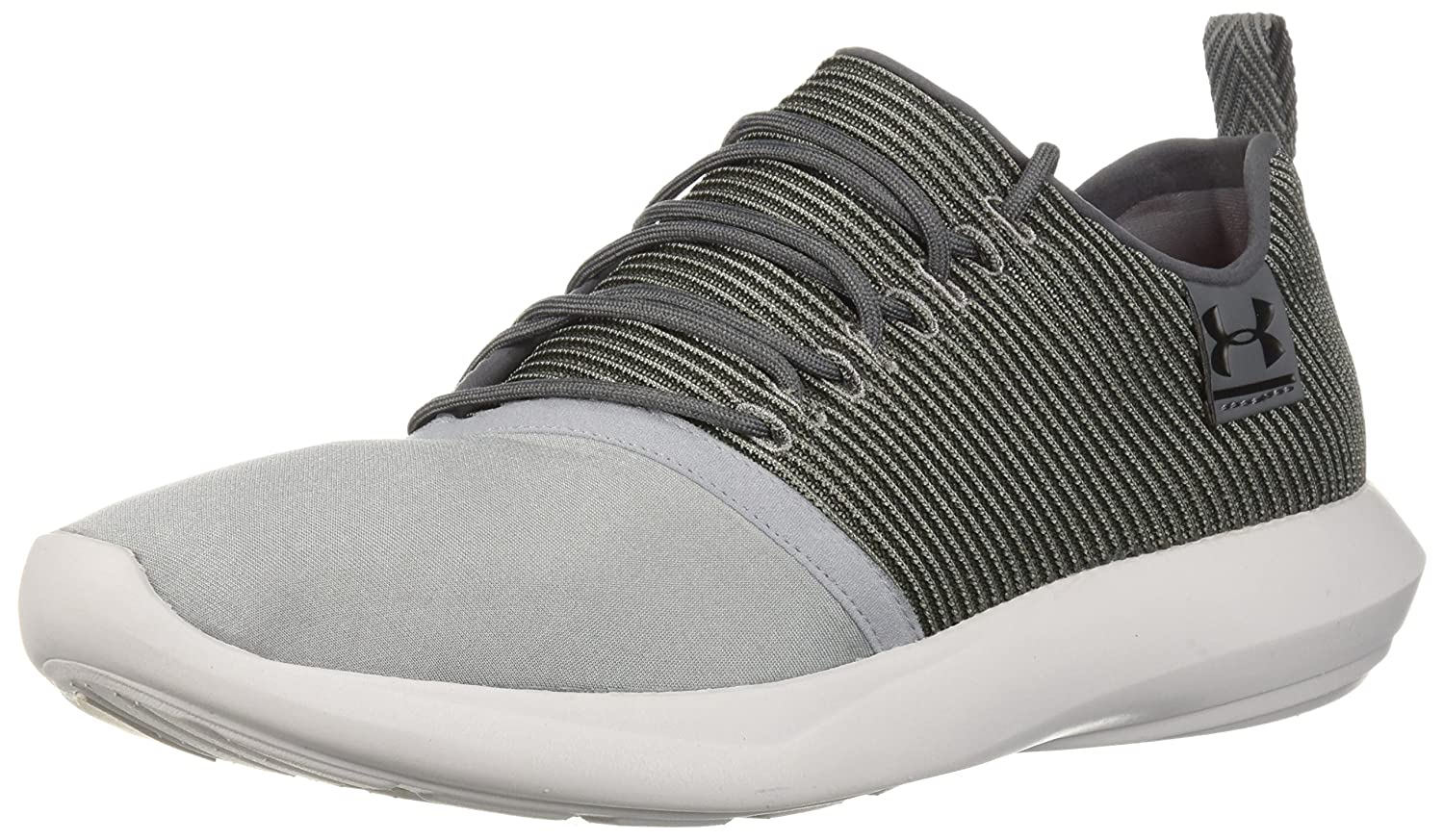 Under Armour Women's Charged All-Day Sneaker B0716Z82RK 6 M US|Overcast Gray (101)/Rhino Gray