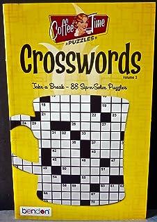 Crosswords For Seniors For Dummies Timothy E Parker 9780470491577