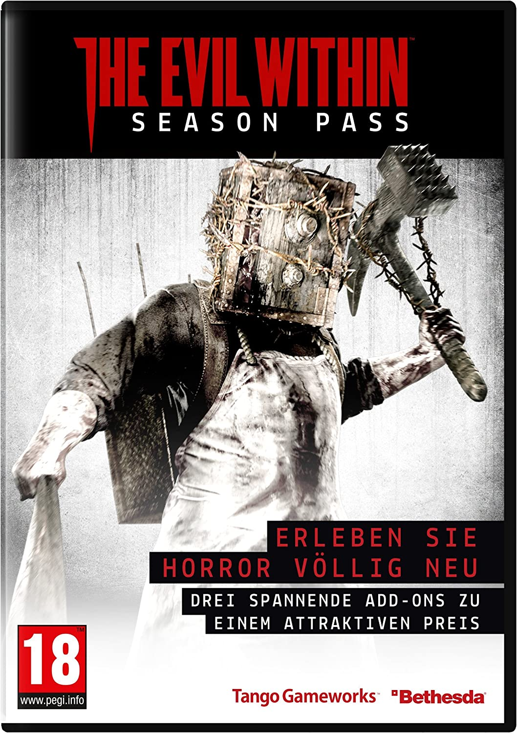 The Evil Within - Season Pass (Code In The Box) [Importación ...