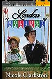 London Holiday: A Pride and Prejudice Romantic Comedy (English Edition)