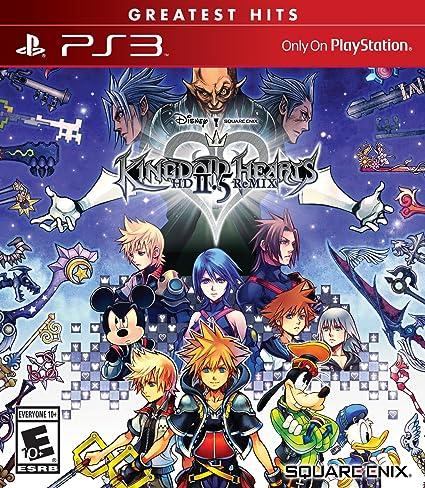 Kingdom Hearts 2.5 HD Remix: Amazon.es: Videojuegos