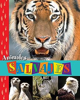 Animales Salvajes (Spanish Edition)