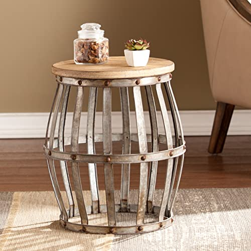 Best living room table: SEI Mencino Accent Table