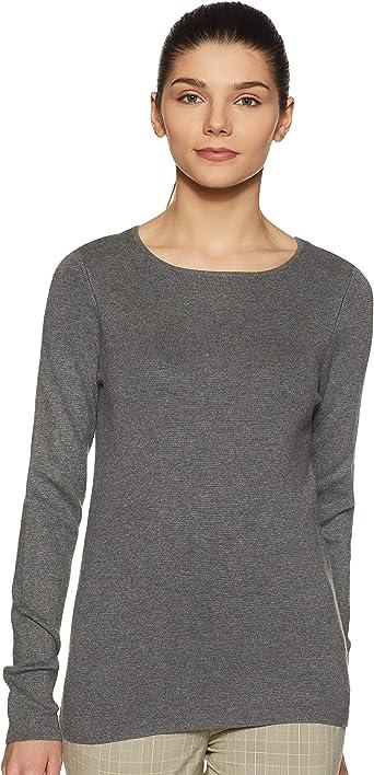 Vero Moda Vmglory Fullneedle LS Blouse Noos suéter para Mujer