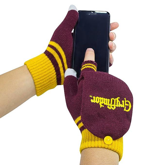 7d2abf33ca6 Harry Potter Gloves - Fingerless Mitten Gloves - Cinereplicas - Official Harry  Potter License