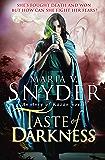 Taste Of Darkness (The Healer Series, Book 3)