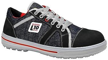 ELTEN 72201-39_3 Zapatillas de Seguridad, Gris (Grau 3), EU