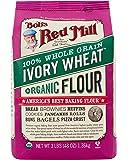 Bob's Red Mill Organic Ivory Wheat Flour, 48-ounce