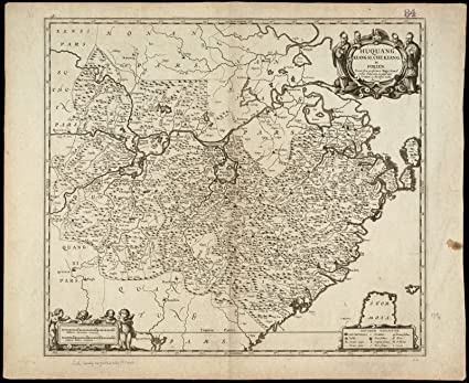 Amazon.com: Map   1664 Huquang, Kiangsi, Che Kiang, ac ... on map of am, map of ru, map of so, map of co, map of circuit, map of ch, map of ca, map of atlantic city casinos, map of mc, map of dc, map of lo, map of sa, map of south carolina, map of ad, map of atlantic city boardwalk, map of na, map of ta, map of dr, map of du, map of all,