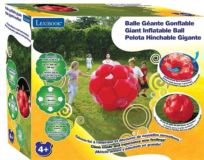 Amazon.com: Pelota inflable gigante de Lexibook: Toys & Games