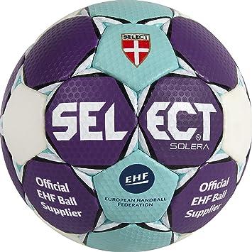 SELECT Handball Solera Balón de Balonmano, Unisex Adulto