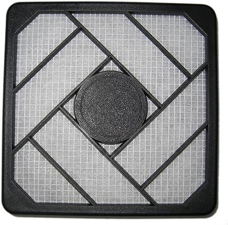 92 mm ventilador de rejilla de filtro para ventilador de polvo de ...