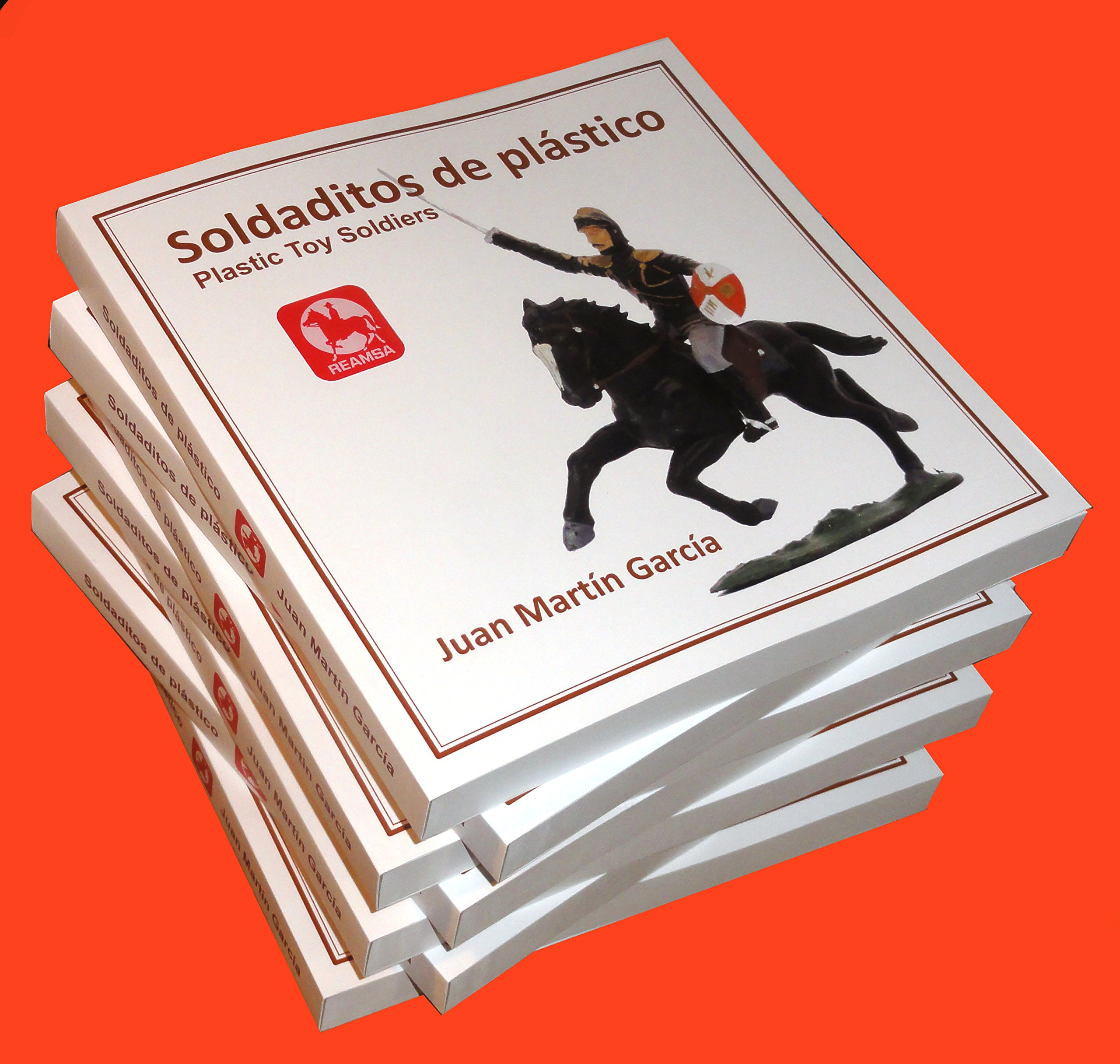 Soldaditos Reamsa Plastic Toy Soldiers: Juan Martin Garcia: 9788461777716: Amazon.com: Books