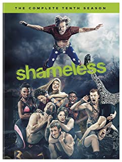 Book Cover: Shameless: Season 10
