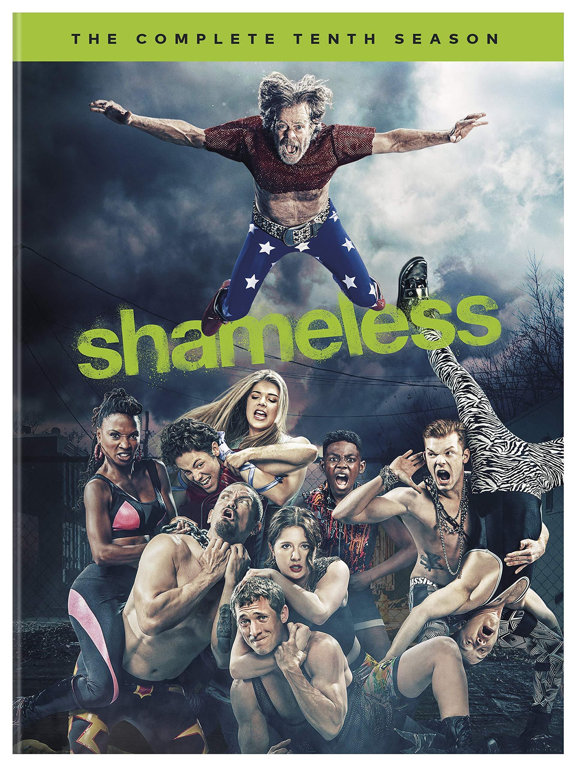 Book Cover: Shameless: Season 10