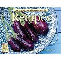 The Old Farmer's Almanac 2016 Recipes Calendar