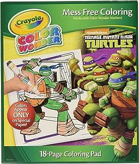 Amazon.com: Crayola Color Wonder última intervensión de ...