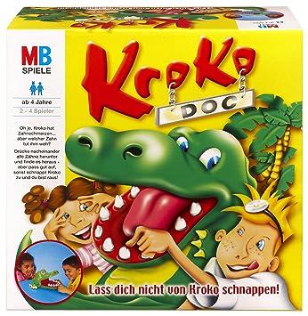 728a18be89e6 Hasbro, Cocco dentista (versione tedesca), articolo 00016800: Amazon.it:  Giochi e giocattoli