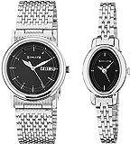 Sonata Analog Black Dial Unisex Watch - 11418100SM01