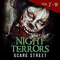 Night Terrors Volumes 7 - 9: Short Horror Stories Anthology
