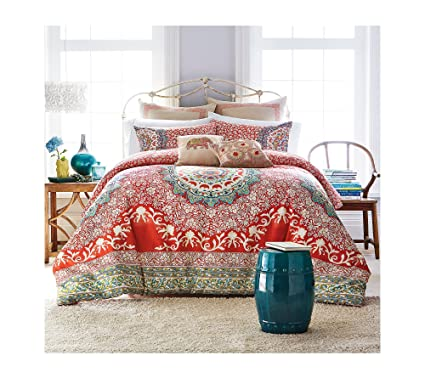 bed products army set large and aqua navy bedding comforter medallion