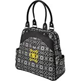Petunia Pickle Bottom Sashay Satchel Diaper Bag in Casbah Nights
