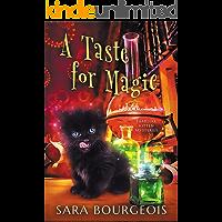 A Taste for Magic (Familiar Kitten Mysteries Book 5)