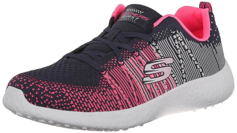 Amazon.com | Skechers Sport Women's Burst Ellipse Fashion Sneaker | Walking