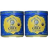 Purity Farm(ピューリティ ファーム) GHEE(ギー) オーガニック Clarified バター13 OZ (海外直送品) (2個セット) [並行輸入品]