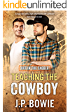 Teaching the Cowboy (Hot in the Saddle)