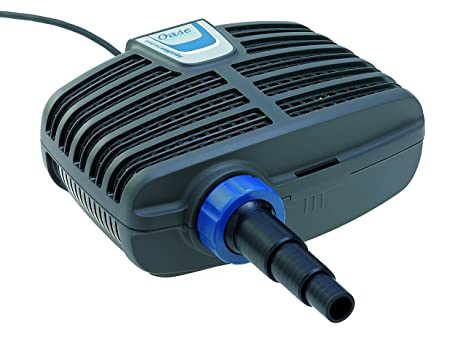 Spiksplinternieuw Oase Filter- und Bachlaufpumpe AquaMax Eco Classic, 11500: Amazon QR-47