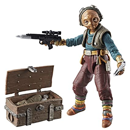 Star Wars Black Series Figure Maz Kanata Action- & Spielfiguren