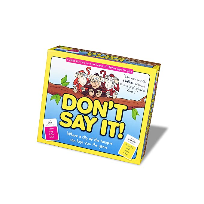 Pressman Don't Say It Game