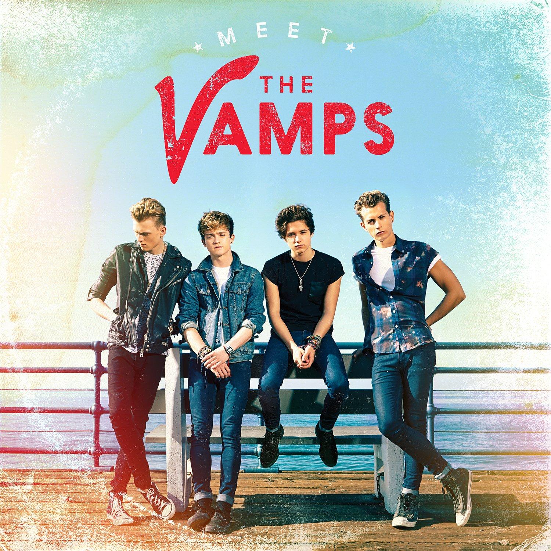 CD : Vamps - Meet the Vamps