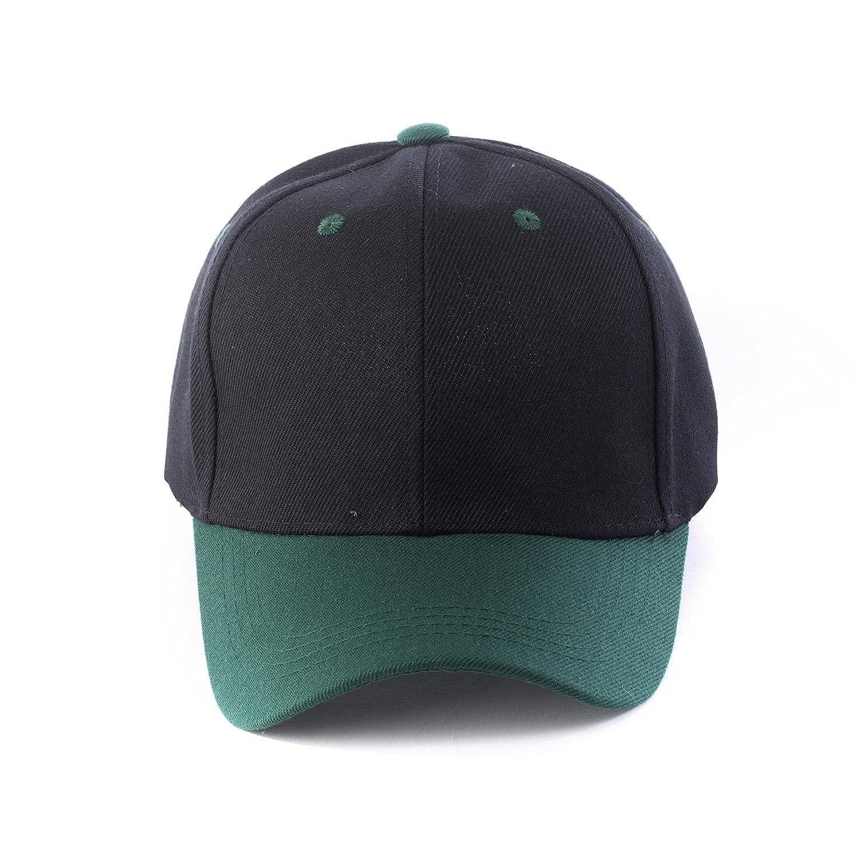 JNTOP HAT メンズ B074R9Q9Y9 M|Black/F.green Black/F.green M