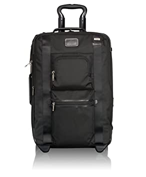 231245b1d Image Unavailable. Image not available for. Colour: Tumi Luggage Alpha  Bravo Mcconnell International Carry-On Bag ...