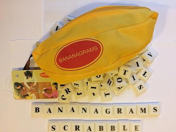 Bananagramas: Amazon.es: Juguetes y juegos