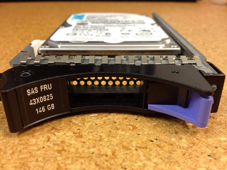 IBM 146 GB 2.5 Internal Hard Drive Retail 43X0825