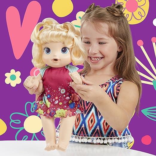 Amazon.es: Hasbro Baby Alive - Sophie Mi scappa la pipì, Rubia: Juguetes y juegos