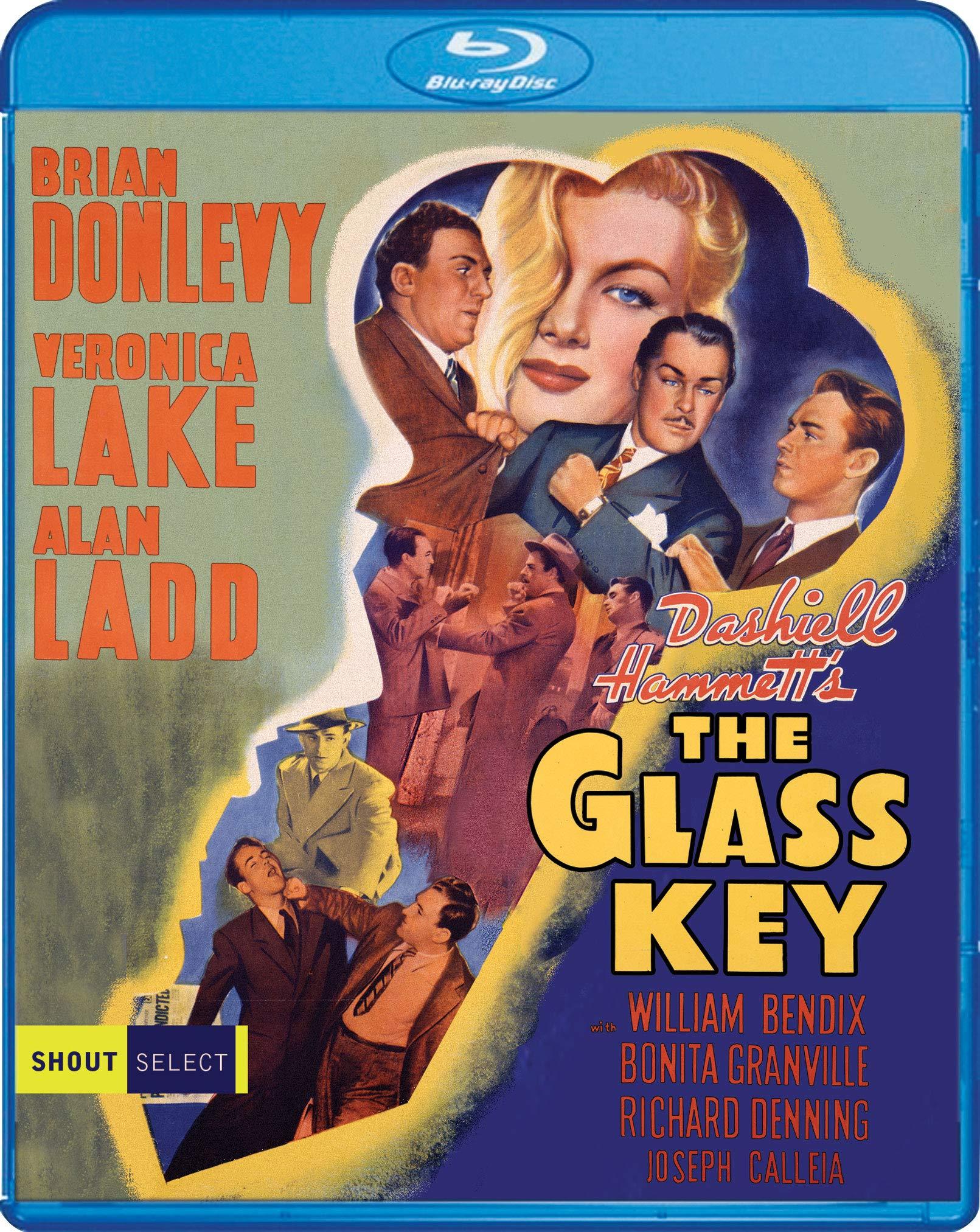 Blu-ray : The Glass Key (Widescreen)