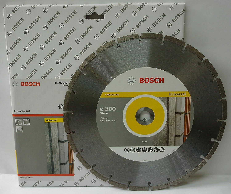 Bosch 300/mm Universal sierra de diamante